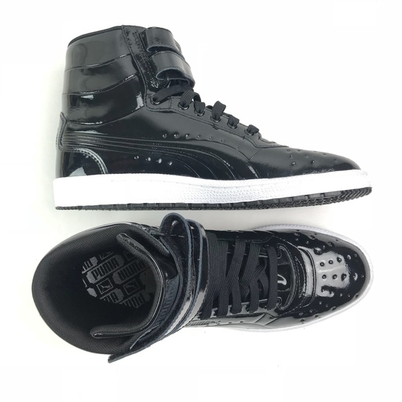 puma shoes clearance sale, Puma Ferrari Mens High Tops Shoes
